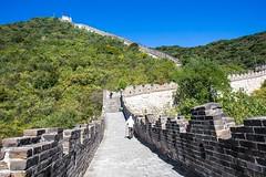 The Great Wall (werner boehm *) Tags: wernerboehm hongkong macao shanghai peking beijing stadt thegreatwall chinesische mauer
