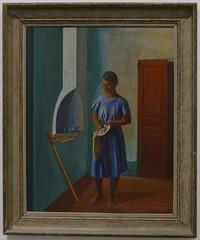 Mario Tozzi - La Servante (1934) (larsen & co) Tags: panasonic panasoniclumixfz1000 lumix dmcfz1000 fz1000 mbalyon muséedesbeauxartslyon mariotozzi laservante