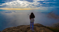 Todo es belleza (Jesus_l) Tags: europa españa galicia acoruña finisterre mar atardecer jesúsl