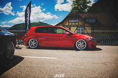 SWISSBOX MEETING 2018 (JAYJOE.MEDIA) Tags: vw golf mk7 gti volkswagen low lower lowered lowlife stance stanced bagged airride static slammed wheelwhore fitment
