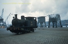 Aberdeen docks 68192 May1959 GTR originalE150 (Ernies Railway Archive) Tags: aberdeenstation gnsr cr lms lner scotrail