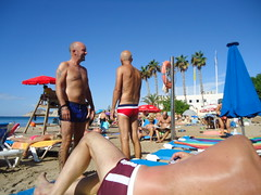 BENIDORM - SEPTEMBER 2018 (CovBoy2007) Tags: spain espania spanish costablanca benidorm mediterranean med benidormpride pride gaybeach beach malpas playa men man homme boy hunk hunks gay stud hot sexy shorts butch athletic jock jocks narcissus sonsofadam sonofadam lad boys lads chico manhunt muscle guy handsome handsomemen musclemen toned hotmen sexymen male studs lemale adonis guys hombre legs leg chest speedos trunks shirtless