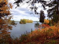 The Island (Explore) (jeffcbowen) Tags: loughborough ontario explore mobile phone autumn