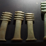 Amulets, the Basement, Pharaonic Period, the Alexandria National Museum, the Mediterranean, Egypt. thumbnail