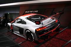 Audi R8 LMS GT3 Evo (Clément Tainturier) Tags: 2018 mondial de lautomobile paris autoshow motorshow france mondialdelautomobile salon auto voiture supercar hypercar gt sportscar supercars hypercars show motor audi r8 lms gt3 evo evolution