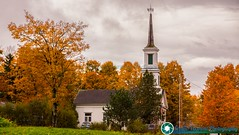 First Congregational Church in Berlin (scenicvermontphotography) Tags: berlinvermont church fallfoliage foliage foliageseason historic historicvermont montpeliervermont newengland scenicvermont scenicvermontphotography vermont vermontattractions vermontfoliage vermonthistory vermontlandscape vermontlandscapes