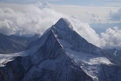Bietschhorn (Itzlä ° ~~~✈) Tags: bietschhorn switzerland pentaxk1 itzlä 2017 mountains alps landscape sky clouds intheair hbpkg aviation explore wallis