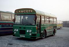 Lamcote, Radcliffe-on-Trent YHA 361J (Martha R Hogwash) Tags: yha 361j ford r1014 plaxton derwent 8metre shortened conversion midland red lamcote motors radcliffe trent