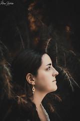 Olga I (Álvaro Hurtado) Tags: nikon d7200 50mm portrait retrato beauty creative conceptual chica girl bosque forest cara face árbol tree naturaleza nature parque park retiro madrid solitude loneliness fineart fine art
