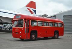 MLL 936 (tubemad) Tags: mll936 rf518 metrocammell aec regal iv london transport cobham spring rally