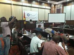 Conferência de Imprensa - Comunicação Preliminar de Constatações (9) (Comunidade dos Paises de Lingua Portuguesa) Tags: cplp moçambique observação eleições autárquicas