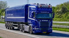 BK49701 (18.05.08, Motorvej 501, Viby J)DSC_7459_Balancer (Lav Ulv) Tags: 247777 blue r580 v8 topline bulktipper scania rseries pgrseries scaniarseries r6 2017 e6 euro6 6x2 jancskovtransport truck truckphoto truckspotter traffic trafik verkehr cabover street road strasse vej commercialvehicles erhvervskøretøjer danmark denmark dänemark danishhauliers danskefirmaer danskevognmænd vehicle køretøj aarhus lkw lastbil lastvogn camion vehicule coe danemark danimarca lorry autocarra danoise vrachtwagen motorway autobahn motorvej vibyj highway hiway autostrada trækker hauler zugmaschine tractorunit tractor artic articulated semi sattelzug auflieger trailer sattelschlepper vogntog oplegger