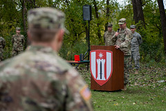 181013-A-PC761-1034 (416thTEC) Tags: 372nd 372ndenbde 397th 397thenbn 416th 416thtec 863rd 863rdenbn army armyreserve engineers fortsnelling hhc mgschanely minneapolis minnesota soldier usarmyreserve usarc battalion brigde command commander commanding historic