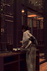 Kozue, Tokyo, Japan (Plan R) Tags: kimono restaurant kozue tokyo leica m 240 noctilux 50mm