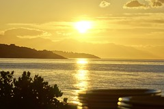 Sunset Cefalu (ronindunedin) Tags: italy sicily mediterranean island mafia europe sunset cefalu