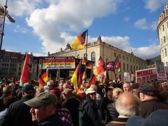 Die schlechte Seite von Dresden, 4 Jahre Pegida (Fotos von Helmut) Tags: pegida dresden rechts hass