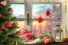 15 Window Decor Ideas For A Festive Christmas (katalaynet) Tags: follow happy me fun photooftheday beautiful love friends