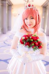 IMG_8287 (moshitea) Tags: makinishikino lovelive cosplay cosplayer anime girl portrait fanime fanime2018 コスプレ コスプレイヤー アニメ ラブライブ 西木野真姫 wedding bride