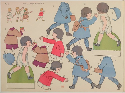 French Paper Doll 2