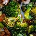 Fresh Roasted Broccoli Salad
