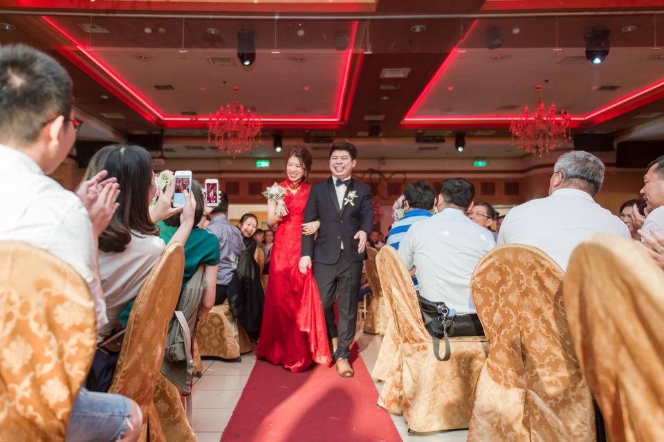 台南婚攝 海中寶料理餐廳 滿滿祝福的婚禮紀錄 W & H 093