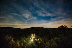 Burg Eltz (clemensgilles) Tags: rheinlandpfalz stars sternenhimmel starlight astrophotographers astrofotographie nightspots night château castillo castle burg eifel germany beautiful