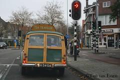 Morris Minor 1000 Traveller - 1962