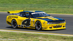 Dodge Challenger SRT (Geo_wizard) Tags: 2017 amrs howe park ta2 car motorsport muscle series sydney