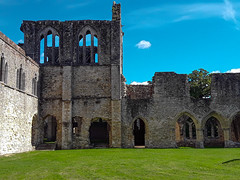 Netley Abbey 24.09.18 (thephantomzone2018) Tags: netley england unitedkingdom gb abbey english heritage hampshire cistercian monks 13th century church medieval southampton ruins monastery