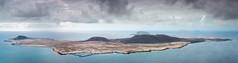 Canary Islands (Yann OG) Tags: canaryislands îlescanaries lanzarote lagraciosa panorama spain espagne españa volcan volcano volcanic volcanique océan sea panoramique panoramic landscape paysage island césarmanrique mirador pointdevue