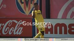 Villarreal CF B 4-1 CE Sabadell (30/09/2018), Jorge Sastriques