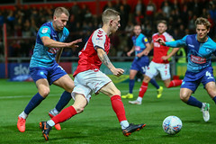 Ash Hunter (Stefan Willoughby) Tags: wycombe wanderers fc football club fleetwood town v akinfenwa efl league 1 one