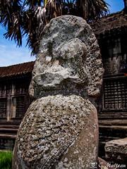 180726-035 Un lion ravagé (clamato39) Tags: statue bokeh angkor angkorwat cambodge cambodia asia asie outside voyage trip religieux religion old ancient ancestrale antiquité historique historic history