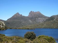 IMG_3748 (shearwater41) Tags: australia tasmania cradlemountain dovelake mountain lake