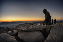 Taking it all in - Explored 10-10-2018 (speedcenter2001) Tags: sierra sierranevada highsierra california nationalpark sequoia sequoianationalpark hiking backpacking backcountry wilderness mountains johnmuirtrail jmt outdoor outside adventure sunrise simmit mountwhitney mountaineering easternsierra crest d810 colorgraded nikon16mmf35ai manualfocus fisheye