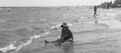 Seaside pano (Mark Dries) Tags: markguitarphoto markdries hasselblad500cm planar 80mm28 ilfordfp4 r09 900 negativescan panorama cropped yellowfilter3x cyprus mediumformat