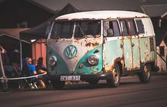 VW Kleinbus 223 1962 (Myggan68) Tags: bilar rättvik car classiccar classiccarweek2018 ontheroadswithmyggan