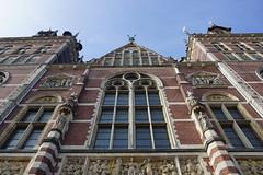 Rijksmuseum Rising (steve_whitmarsh) Tags: amsterdam netherlands holland city urban building architecture rijksmuseum topic