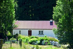 Quaint Cottage at Glenmalure, Co. Wicklow (murtphillips) Tags: wicklow glenmalure cottage colour mountains