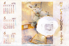 19930000_IMG_0003 (NAMARA EXPRESS) Tags: postcard photograph calendar paper telescope observatory memorial typhoons storm surge color japan film canon canoscan 9000f scanner scan namaraexp