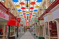 The Umbrella Sky Project (garstangpost.t21) Tags: wigan umbrella