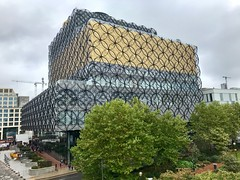 Birmingham Library, October 2018 (Dave_Johnson) Tags: midlands westmidlands birmingham libraryofbirmingham birminghamlibrary library