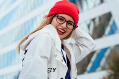 7647-1 (i.gorshkov) Tags: girl portrait fashion look female sun light posing model mood street cute pretty sight outdoors spring urban young warm wind town city eyes air summer