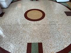 Terrazzo Art Deco Lobby Victor Hotel (Phillip Pessar) Tags: terrazzo art deco lobby victor hotel