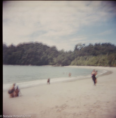 CostaRica1.jpg (nataliekrovetz) Tags: 2018 film holga costarica beach dreamy blur blurry ocean centralamerica sky sand water vacation sea