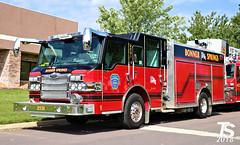 Bonner Springs, KS FD Engine 2531 (KansasScanner) Tags: bonnersprings kansas fire firedepartment fd