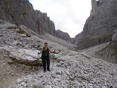 Passo Gardena-Rifugio Pisciadu - (15-09-18) - 230 -2066.6 m (Christian Perfumo) Tags: italia altoadige bolzano valgardena natura montagna escursione allaperto anno 2018 anno2018