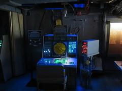 2018-090333 (bubbahop) Tags: 2018 amtraktrip sandiego california usa ussmidway museum cv41 aircraftcarrier ship navy hangar deck