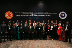 APA Social and Cultural Affairs Committee Meeting in Izmir (Anadolu Agency - 2018) Tags: pakistan vietnam philippines thailand russia india palestine izmir cambodia iran indonesia saudiarabia bangladesh kuwait jordan unitedarabemirates secondsession 2018 deputies familyphoto apasocialandculturalaffairscommitteemeeting turkey