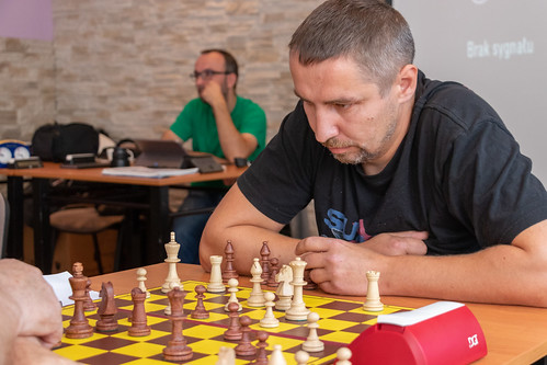 Grand Prix Spółdzielni Mieszkaniowej w Szachach Turniej VII-77